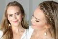Más de 100 ideas de peinados pelo suelto y semirecogidos en bonitas imágenes