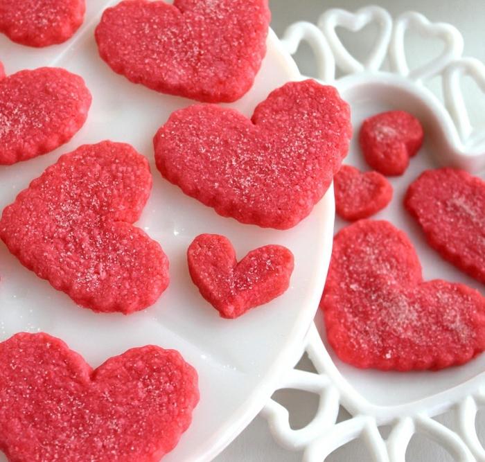 recetas san valentin originales, dulces y postres originales decorados de manera original