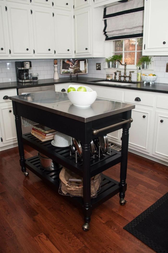 imagines de cocinas pequeñas y practicas, cómo sacar el máximo provecho de los espacios pequeños