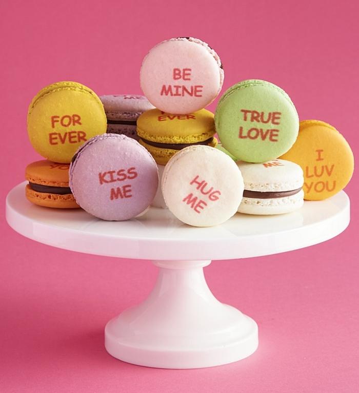 ideas de regalos san valentin hombre, dulces y caramelos personalizados para el día de San Valentín