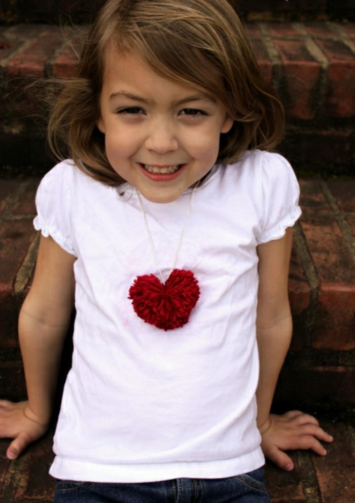 adorables propuestas de regalos San Valentín para niñas, ejemplos de manualidades para san valentín