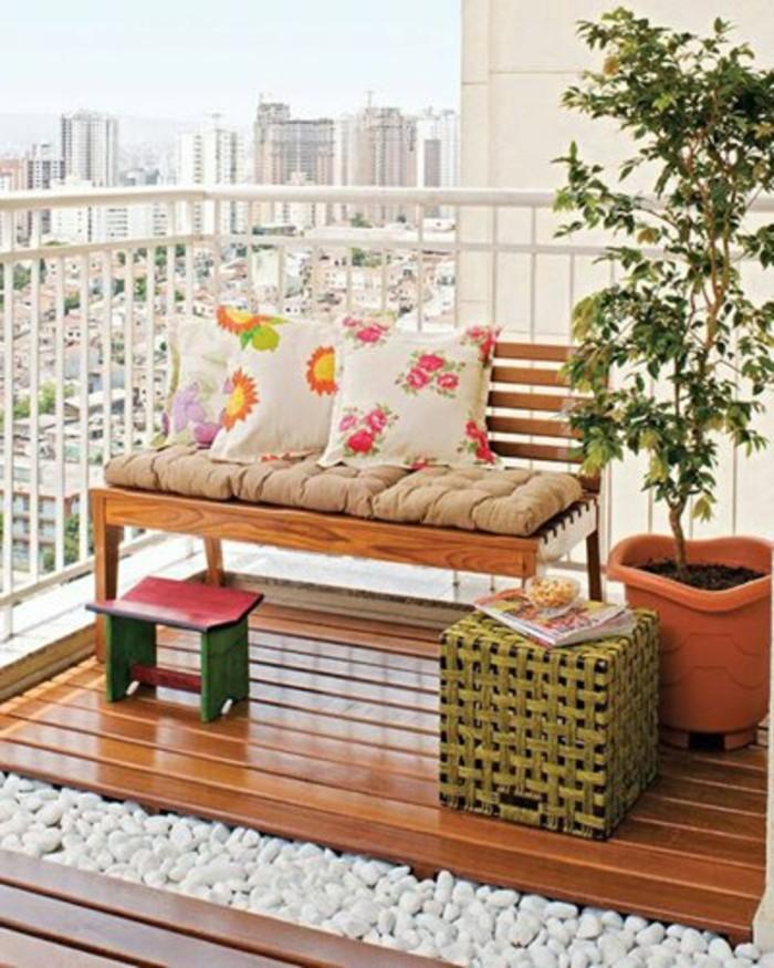 ideas sobre cómo decorar balcon pequeño, consejos para sacar máximo provecho del espacio