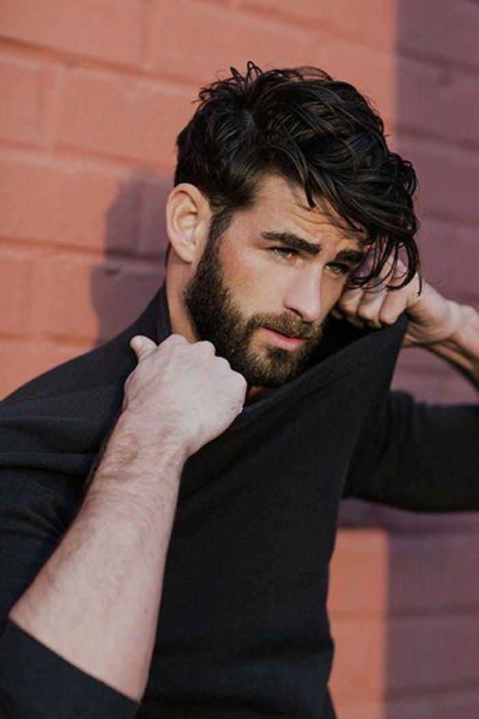 cuáles son las mejores propuestas de cortes de pelo rizado para hombre, imagines tendencias 2019