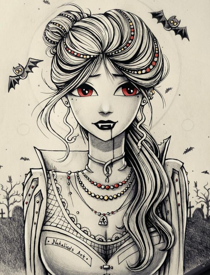 como dibujar una persona, originales propuestas de dibujos de niñas y mujeres, imagines descargables