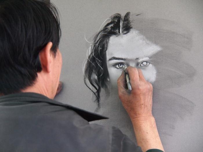 como dibujar una persona, imagines inspiradoras con dibujos de artistas profesionales