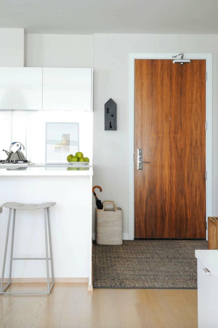 pequeñas cocinas con isla decoradas de diseño, ideas sobre cómo hacer que tu cocina aparezca más grande