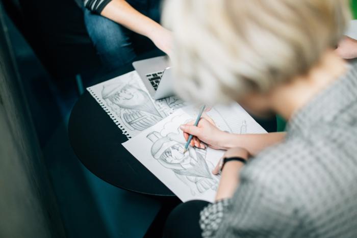ideas sobre como dibujar una persona facil, más de 110 dibujos que inspiran para descargar gratis