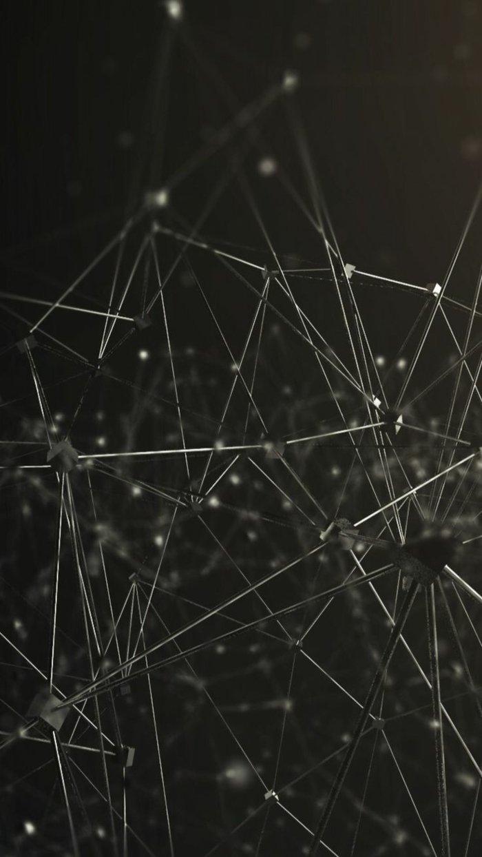 fotos abstractas para tu fondo de pantalla, imagen fondo negro, adorables propuestas para tu pantalla de móvil