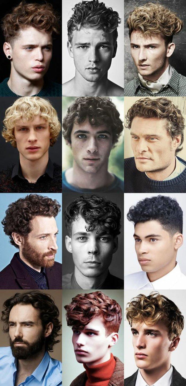12 propuestas de peinados hombre con rizos, peinados hombre 2017 con rizos, elegantes propuestas con fotos