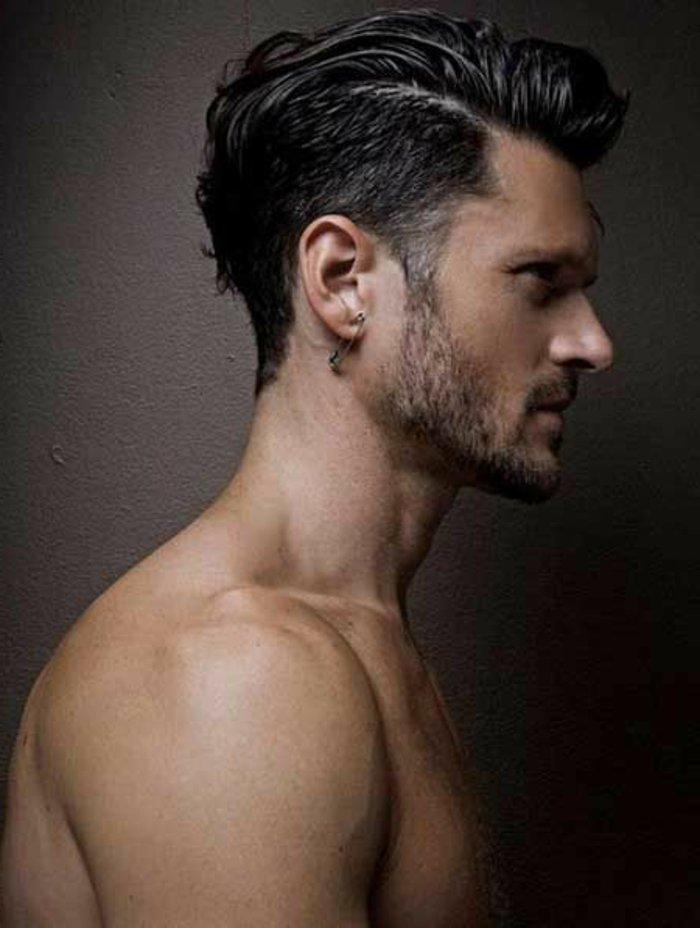 cortes de pelo corto hombre, pelados modernos cortes de pelo corto rizado, corte de pelo halcón