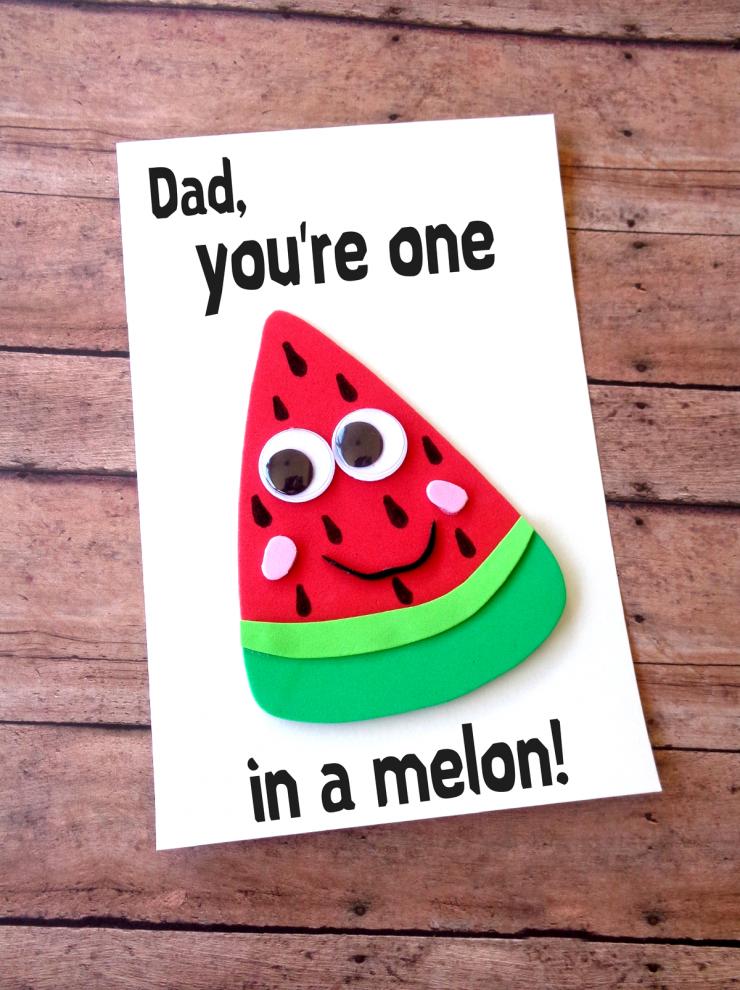 cómo hacer originales tarjetas para el día del padre, ideas para el dia del padre en imagines con tutoriales