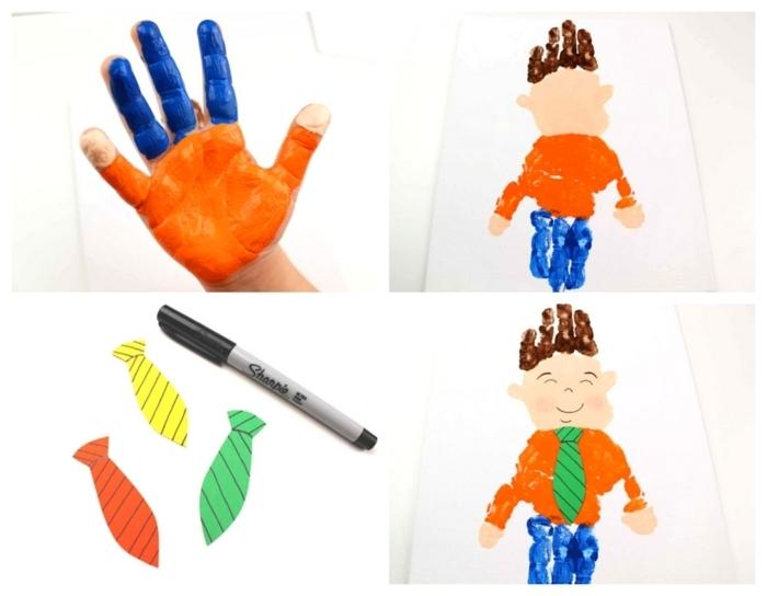 cómo hacer dibujos originales para regalar a tu padre, regalos para el día del padre hechos a mano