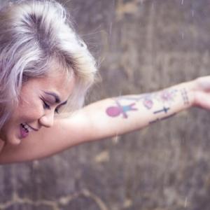 Alucinantes ideas sobre cómo hacer tatuajes temporales caseros