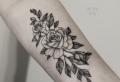 Más de 100 diseños de tatuajes de rosas para hombres y mujeres