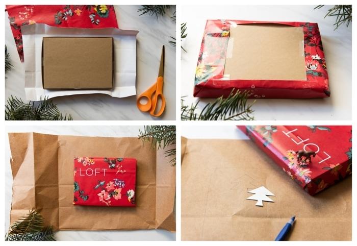 como envolver regalos originales paso a paso, envolver regalos originales con tutoriales en imagines