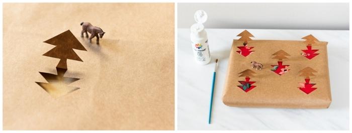 originales propuestas sobre como envolver regalos originales para navidad en mas de 100 imagines