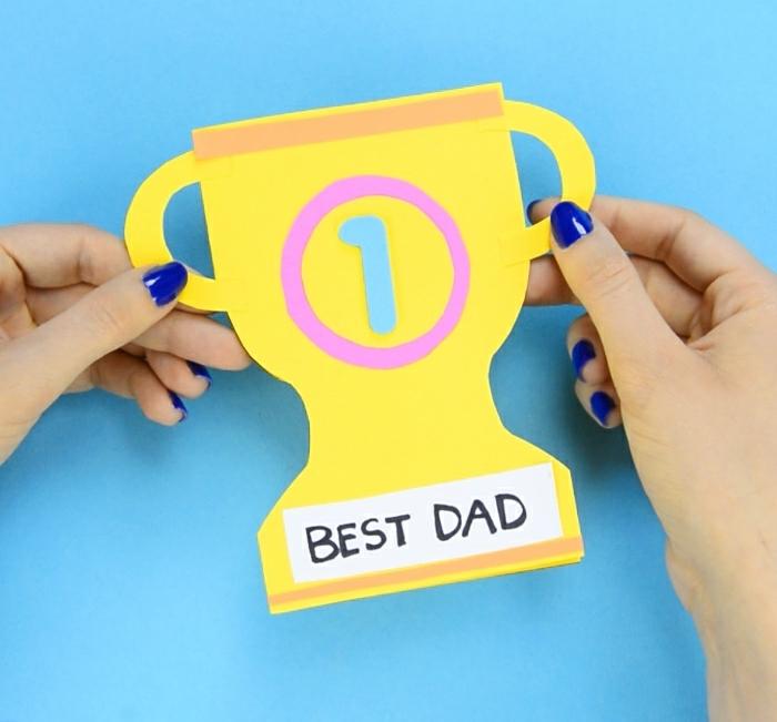 asombrosas ideas de regalos personalizados hechos a mano para el Día del padre en imagines