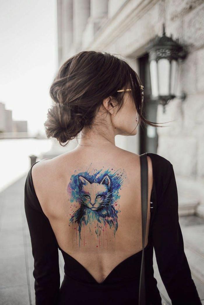tatuajes mujer temporales originales, diferentes métodos para hacer un tatuaje temporal casero