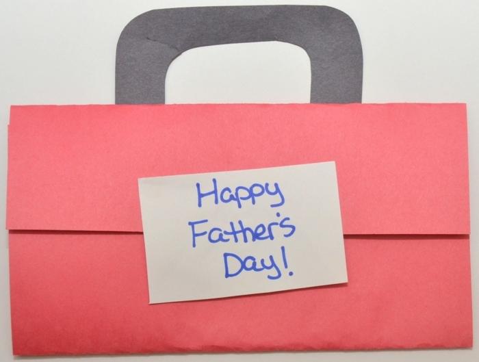 tarjetas DIY personalizadas, ingeniosas propuestas sobre cómo sorprender a tu padre, regalos dia del padre manualidades