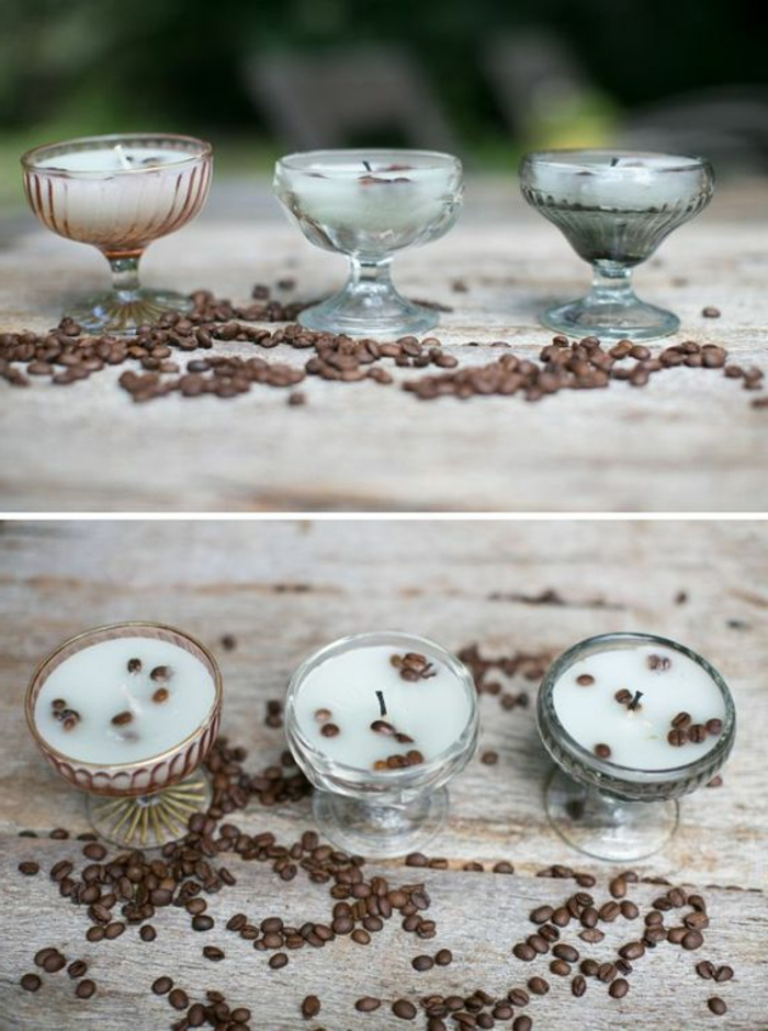 magnificas propuestas de decoración de mesas, cómo hacer velas, centro de mesa DIY