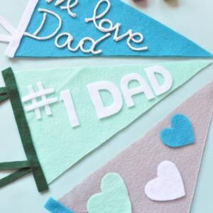 Adorables propuestas de regalos para el Día del padre hechos a mano