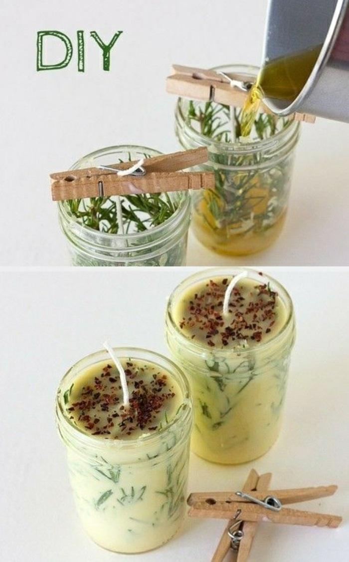 ingeniosas ideas sobre como hacer velas en casa con esencias naturales, velas con olor a limón