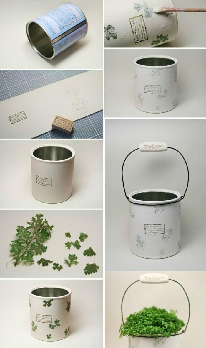manualidades con latas de refresco paso a paso, manualidades para decorar la casa paso a paso