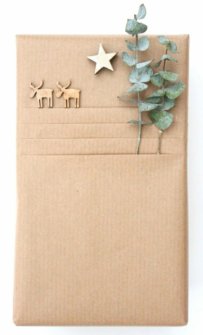 adorables propuestas de embalaje de regalos en casa, pequeños detalles temáticos en papel embalaje