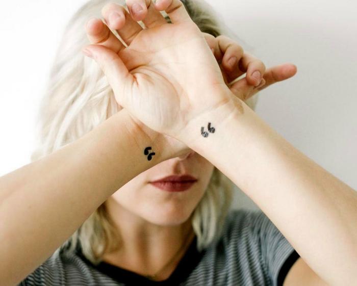 tatuajes antebrazo mujer, ideas de tattoos temporales con grande significado en 100 fotos