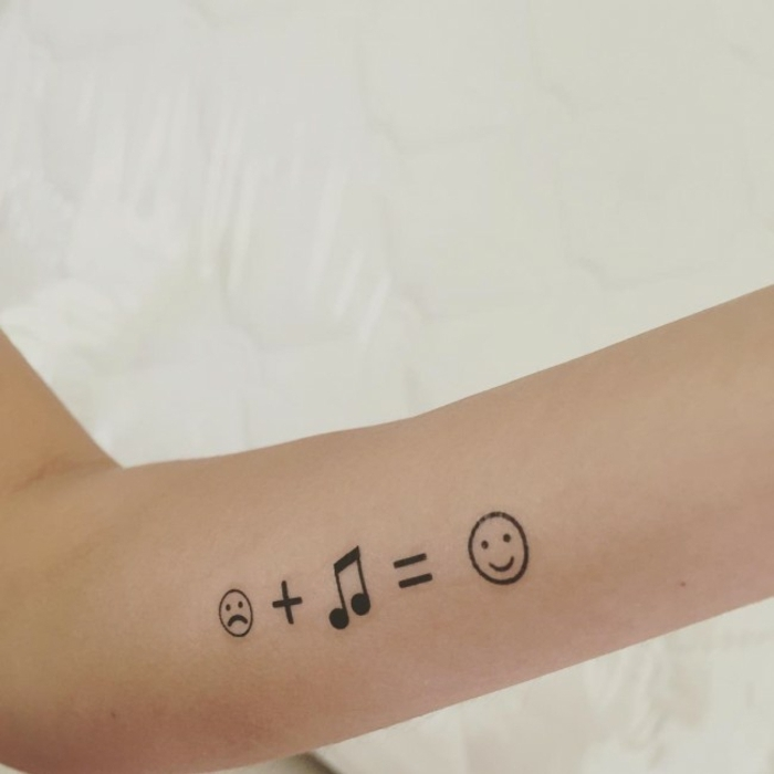 divertidos diseños de tatuajes temporales, ideas de tatuajes pequeños mujer en imagines