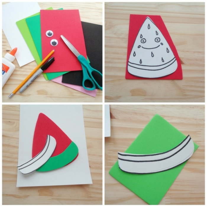 ingeniosas ideas para el dia del padre, tutoriales de tarjetas hechas a mano paso a paso
