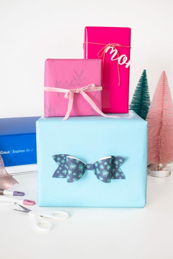 ideas de embalaje de regalos para el día de la madre y el día de la padre, detalles decorativos super originales
