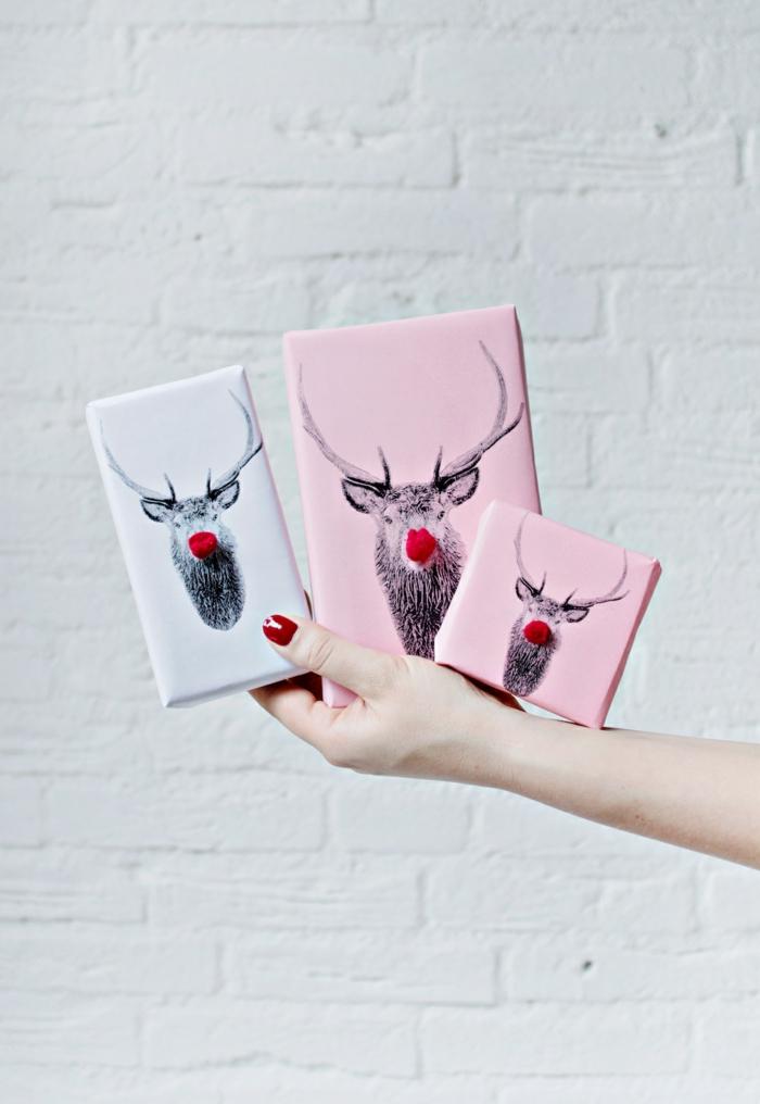 atractivas propuestas sobre como envolver regalos de forma original, cajas de regalos DIY
