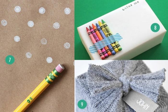 alucinantes ideas sobre como envolver regalos DIY, más de 100 propuestas de embalaje a mano en fotos