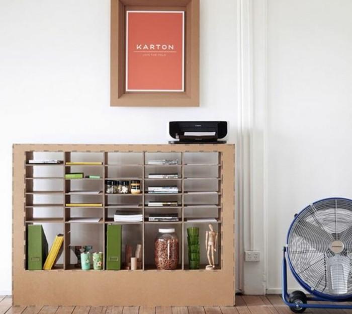 originales ideas sobre como hacer un estante de carton, más de 60 ideas sobre muebles hechos de cartón