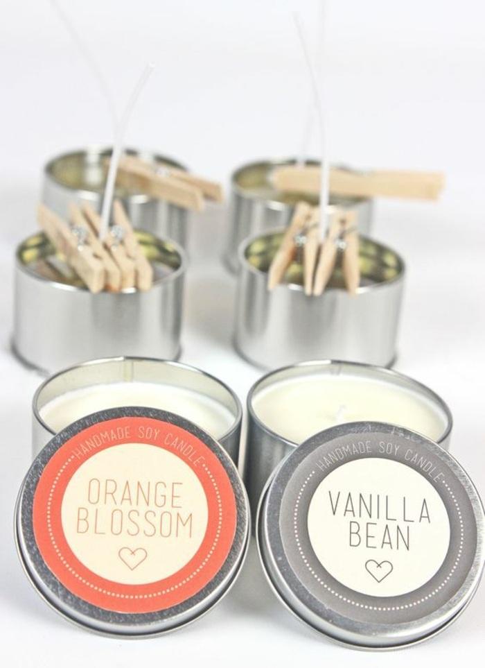 bonitas ideas de como se hacen las velas caseras, decoración casa con velas hechas a mano