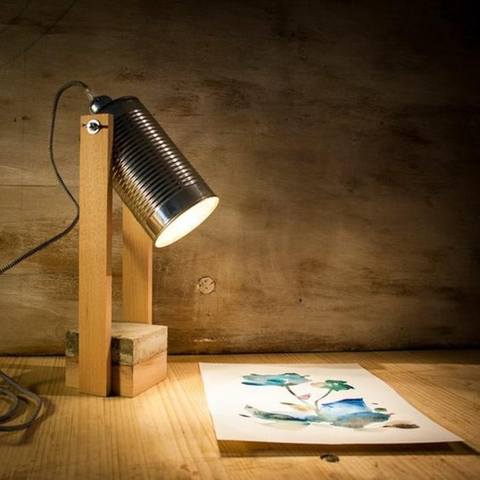 proyectos de bricolaje para la casa de materiales reciclados, latas de conserva decoradas