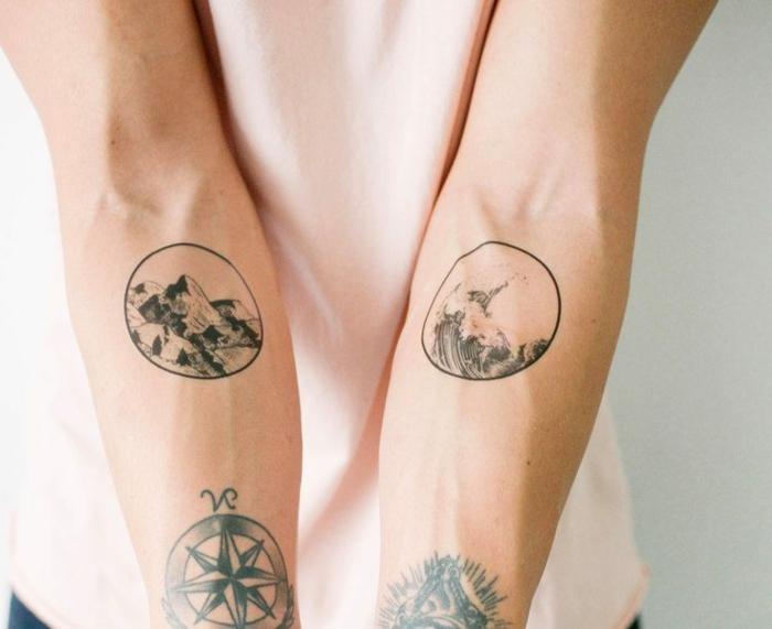 tatuajes antebrazo mujer con significado, fotos de tattoos temporales para hombres y mujeres