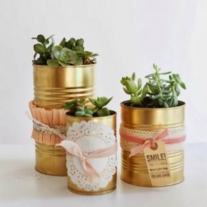 Manualidades con latas: 61 grandes ideas