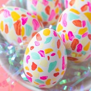 Magníficas ideas de huevos de Pascua decorados con tutoriales paso a paso