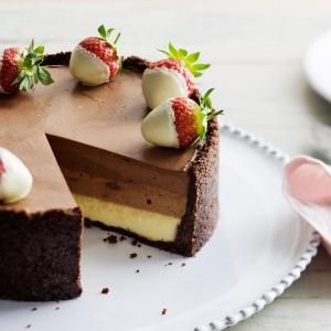 Recetas de tartas de tres chocolates - ¡una delicia para el paladar!