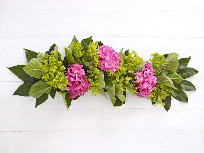 ideas sobre como decorar la mesa con flores, decoracion de mesas en 100 imagines bonitas