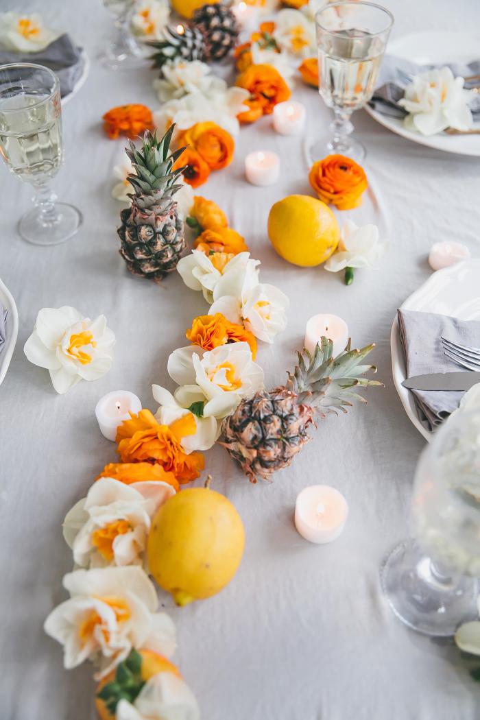 preciosas maneras de decorar la mesa para fiestas y cumpleaños, decoracion centro de mesa
