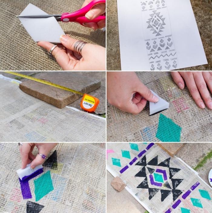 tutoriales para manualidades de decoracion centro de mesa, como decorar la mesa paso a paso