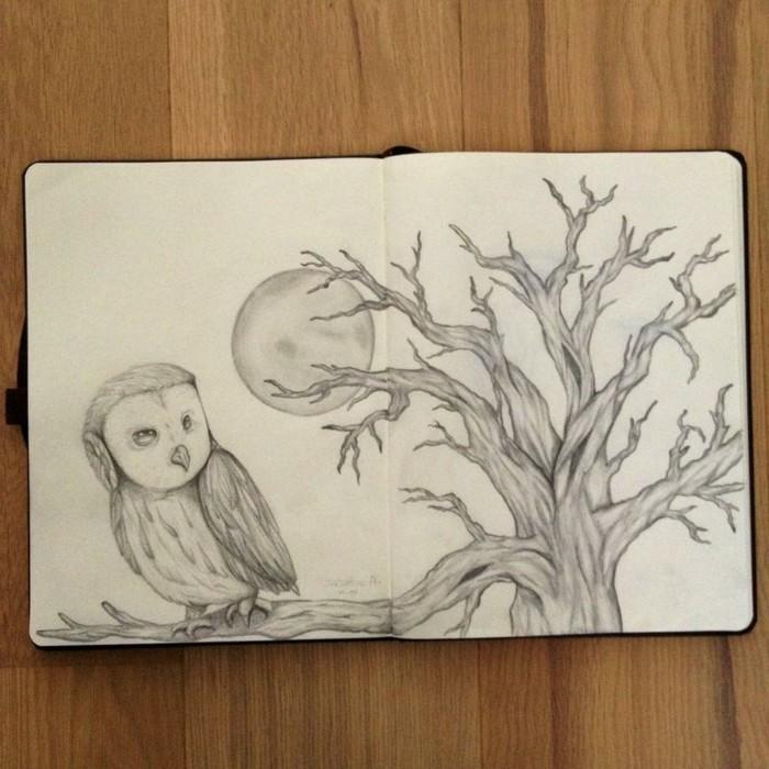 1001 Ideas De Dibujos A Lápiz Fáciles Para Principiantes