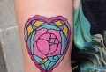 Tatuajes de corazones: más de 90 diseños que enamoran