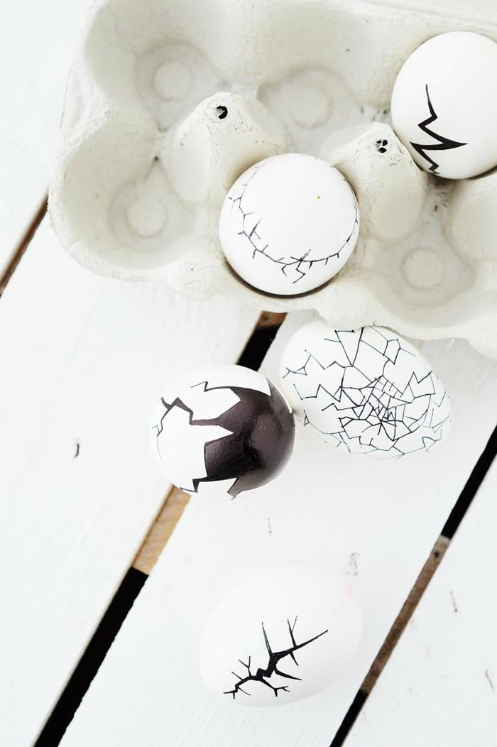 las mejores ideas de decoracion de huevos para pascua, tutoriales con imagines paso a paso