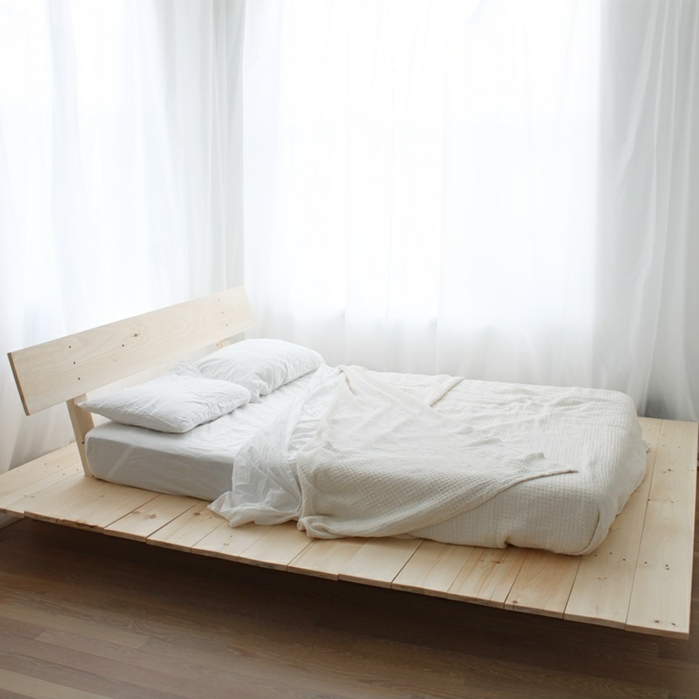 preciosas ideas de habitaciones dobles decoradas en estilo minimalista, muebles dormitorio originales