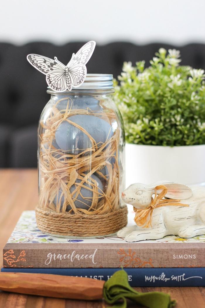 decoración casera para Pascua, adorables ideas de manualidades para Pascua para pequeños y adultos