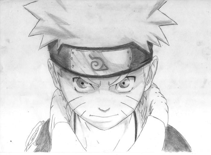 preciosos ejemplos de dibujos bonitos a lapiz, dibujos a lapiz de animes, aprender a dibujar con lapiz